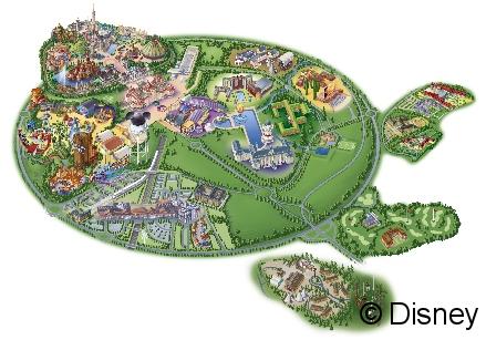 Disneyland Paris_inkl. Ratatouille