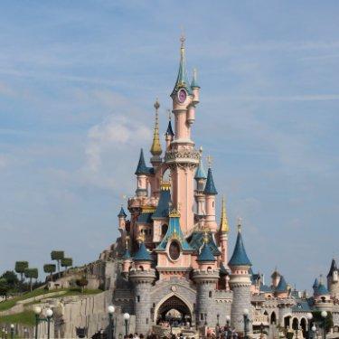 Disneyland-Park-Startseite
