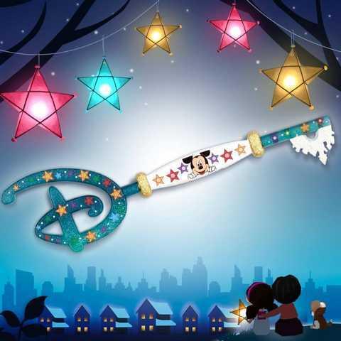 Disney_Schluessel_Familie-ist-das-schoenste-Geschenk