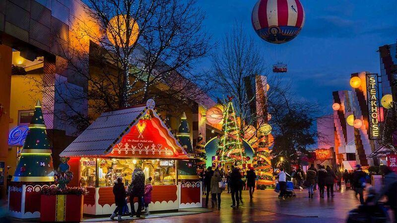 Weihnachten_Disney_Village_2019