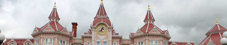 Disneyland Paris Resort Hotels